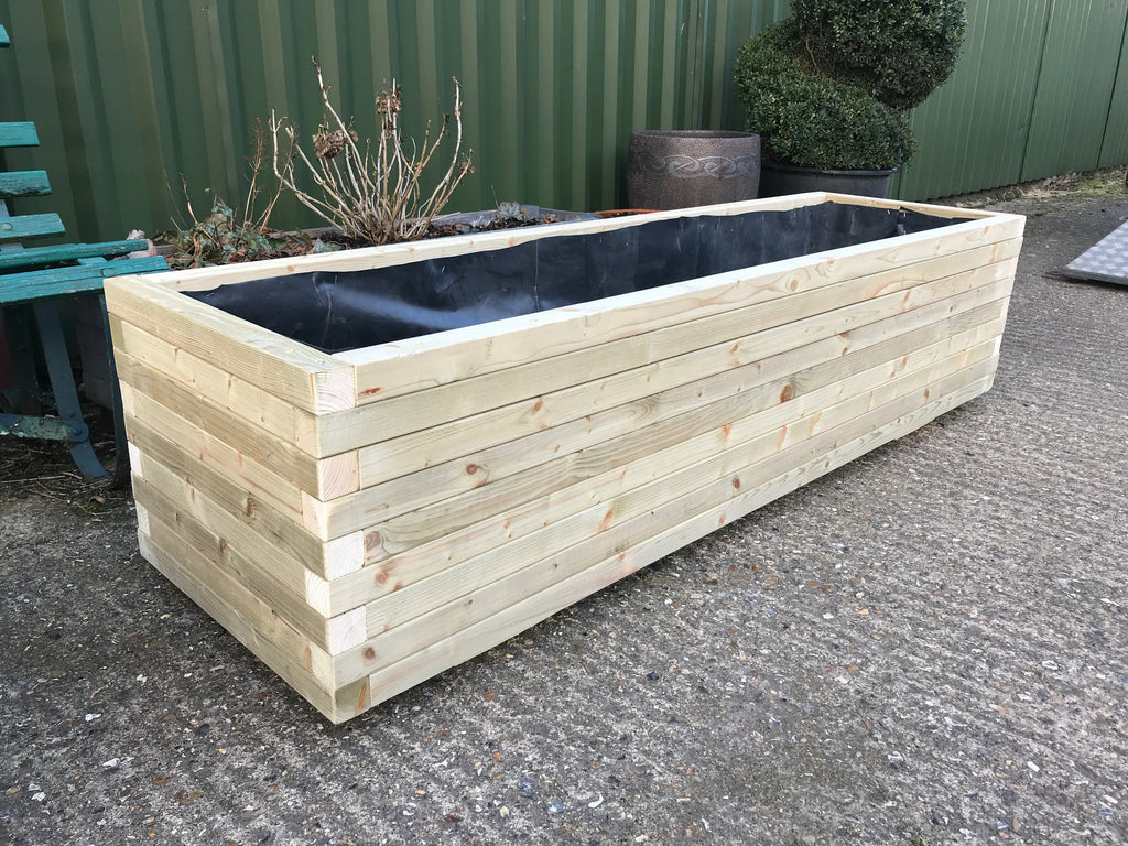 Harpsden Trough Planter