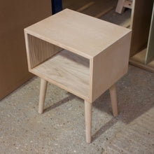 Mia Bedside Chest in Natural Oak