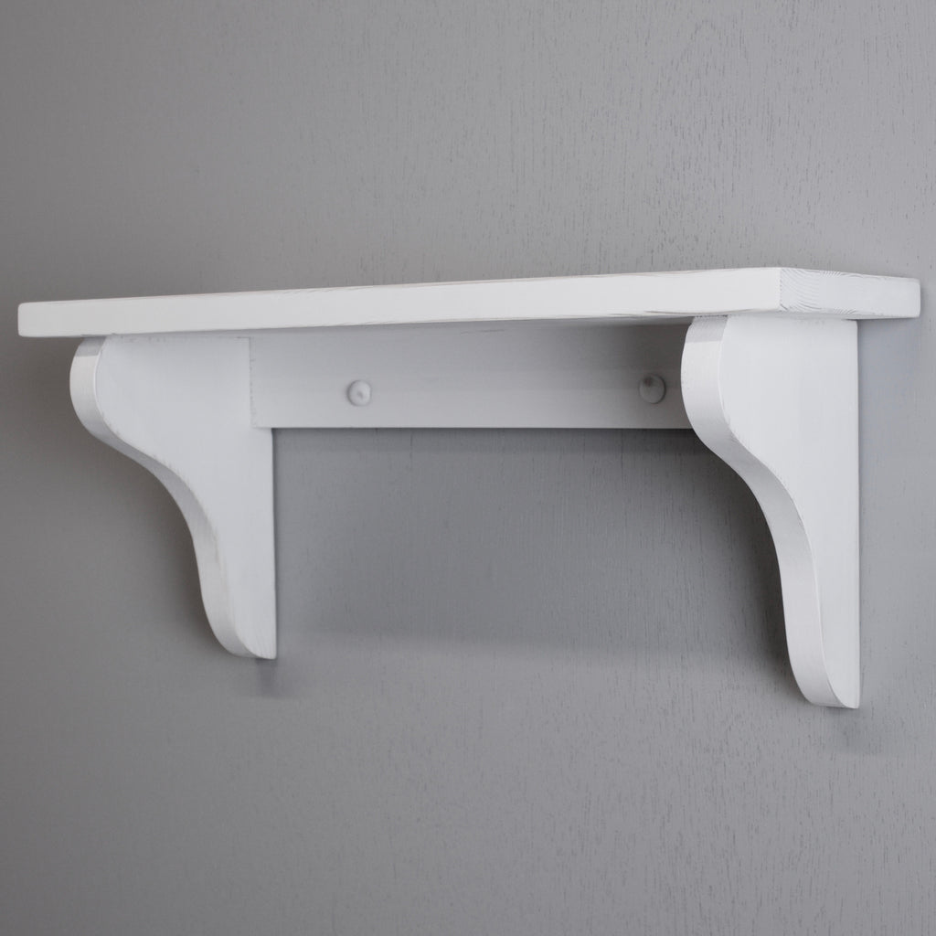 "Single Wall Shelf - 6"" or 9"" Deep"