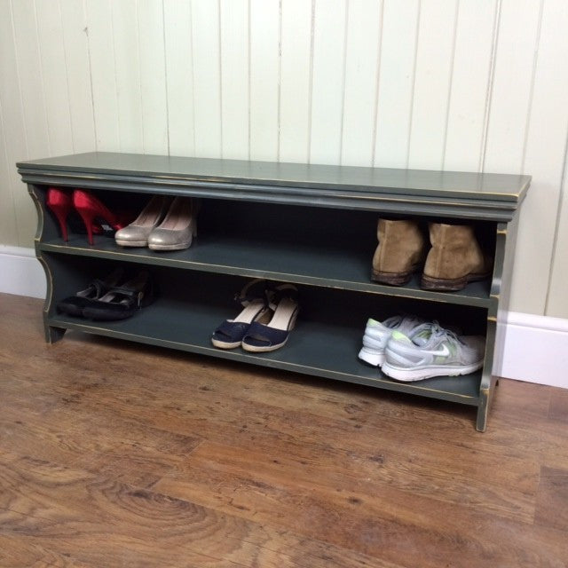 "The Long Shoe Bench (48"")"