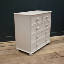 Victorian Chest of Drawers 2 over 3