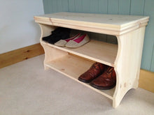 Shoe Bench Rack