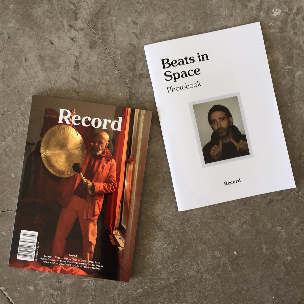 Record Culture Magazine Issue #3