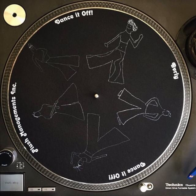 'Plush Managements Inc' x 'bvrly' 2019 SLIPMATS