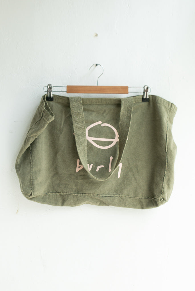 BEACH/BAG/TOTE SS19 - KHAKI