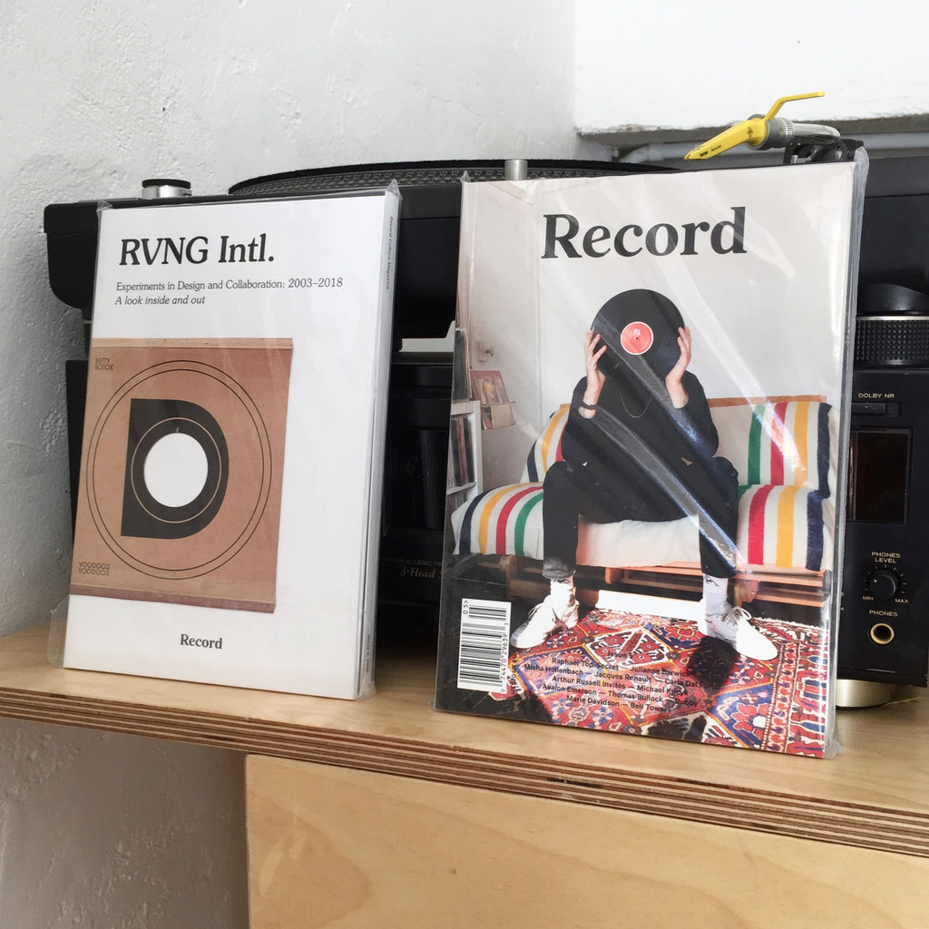 Record Culture Magazine Issue #5