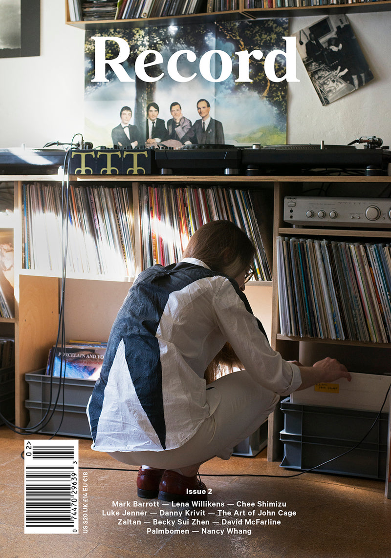 Record Culture Magazine Issue #2