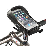 "6.0"" inch Bike Bicycle Waterproof Phone Bag Holder - Gadgets - Youngerfan"