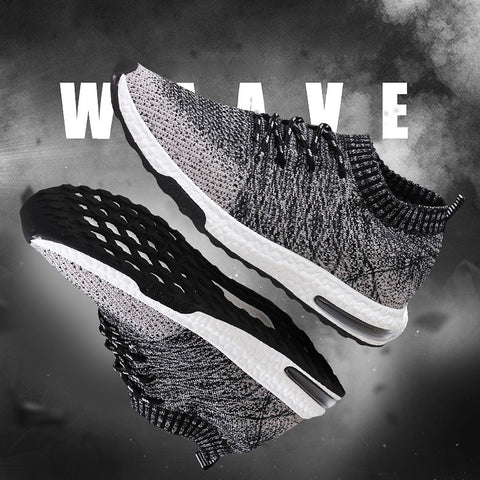 Breathable Mesh Casual Shoes Slip On Footwear
