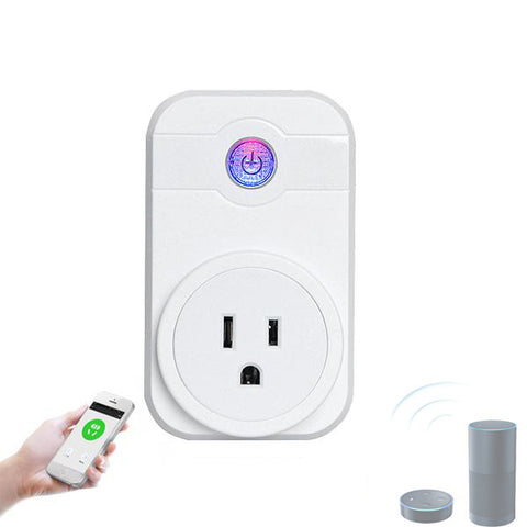 Wifi Smart Plug socket - Smart Home - Youngerfan