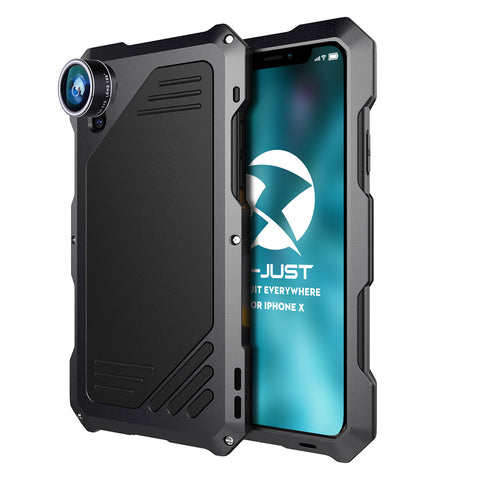 iPhone X Case With Phone Camera - Phone Case - Youngerfan