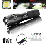 Zoomable Waterproof Torch Outdoor Sports