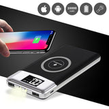 2018 New Multi-function Qi Wireless Charger Power Bank - Charger - Youngerfan