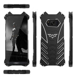 Batman Luxury Metal Armor Phone Case - Phone case - Youngerfan