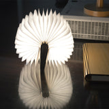 LED Folding Book Lamp - Light - Youngerfan