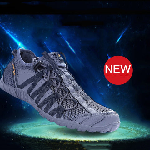 Lace Up Athletic Outdoor Jogging Sneakers