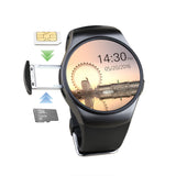 KW18 Bluetooth Smart Watch for IOS and Android OS - Smart Watches - Youngerfan