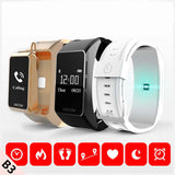 Bluetooth Talkband-Earphone Combine with Smart Watch - Smart Watches - Youngerfan