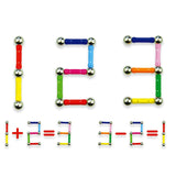 Magnetic Blocks & Balls Construction Toys - Toys & Gift - Youngerfan