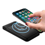 Ultra Slim 2 USB Ports QI Wireless Charger Power Bank - Power Bank - Youngerfan