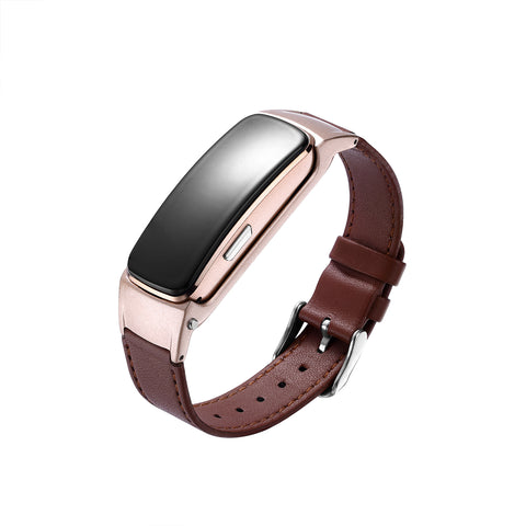 B3 Plus Talk Band Smart Bluetooth TalkBand Smart Call Bracelet Wrist Headphone - Smart Watches - Youngerfan