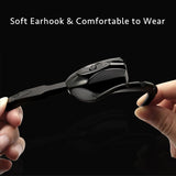 EX-01 Handsfree Bluetooth Wireless Headset With Noise Canceling - Bluetooth Earphone - Youngerfan