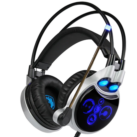 R8 Games 3D Surround Sound Headphones