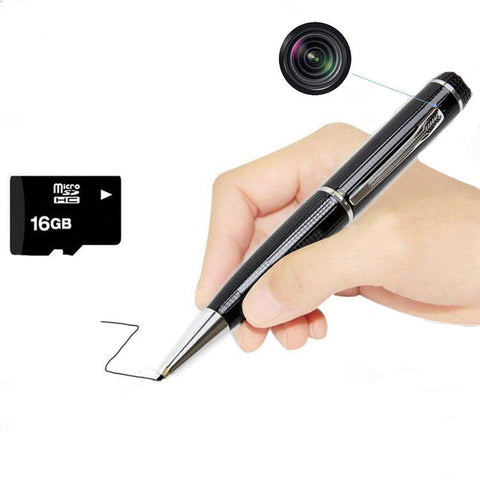 Video Recording Pen 1080P HD - Camera - Youngerfan