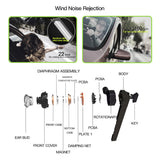 New Cool handsfree noise cancelling bluetooth headset offer - Bluetooth Earphone - Youngerfan