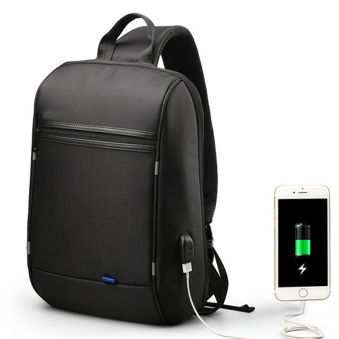 Anti-thief USB charging backpack - Bag - Youngerfan