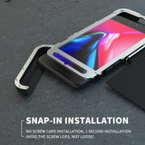 Metal Stainless Case For iPhone - Phone Case - Youngerfan