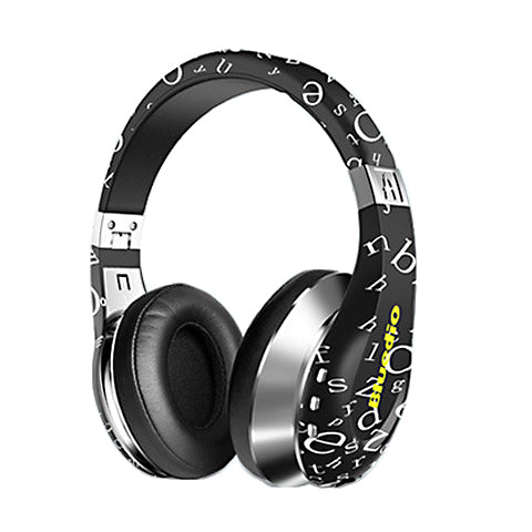 Stylish Bluetooth Headset 3D Surround Headphones