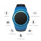 Portable Bluetooth sports audio watch - Smart Watches - Youngerfan