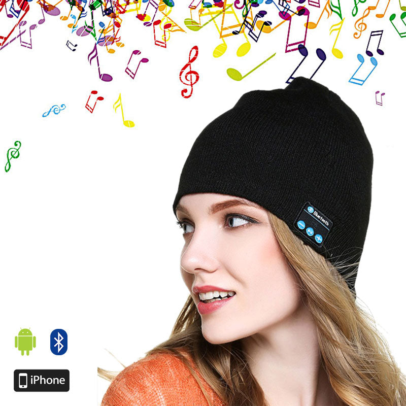 03c0dfac95d BLUETOOTH SMART BEANIE - HAT - Youngerfan