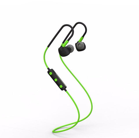 Bluetooth Wireless In-Ear Stereo Headset with Mic - Bluetooth Earphone - Youngerfan