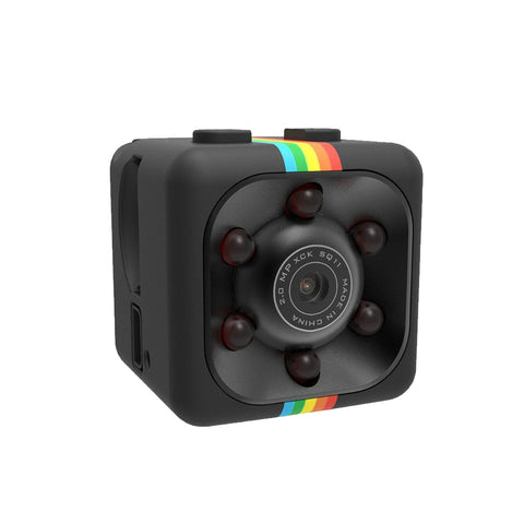 Multifunction 1080P Mini Camera with Night Vision - Camera - Youngerfan
