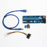 PCI-E PCI Express Riser Card for BTC Miner Machine Mining - Laptop Accessories - Youngerfan