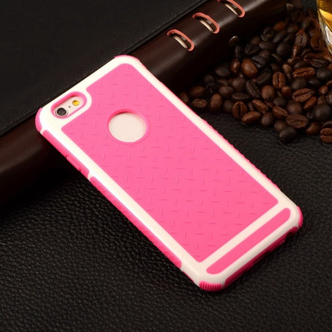 For Apple iPhone 5 5s Phone Case Shockproof Anti-knock - Phone Case - Youngerfan