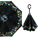 Special Design Double Layer Inverted Umbrella - Gadgets - Youngerfan