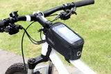 Bicycle touch screen bicycle front frame package - Bags - Youngerfan