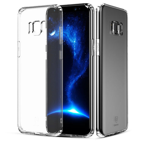 Ultra Thin Clear Soft TPU Silicone Cover Case - Phone case - Youngerfan