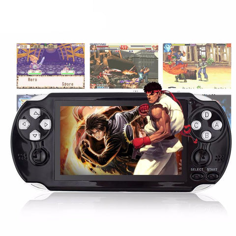 4.3 Inch HD Game Console - Game - Youngerfan