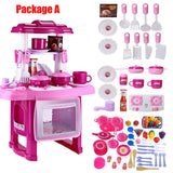 Kids Miniature Kitchen - Toys & Gift - Youngerfan