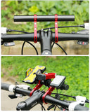 Bicycle Handlebar Extended Bracket - Outdoors & Sports - Youngerfan