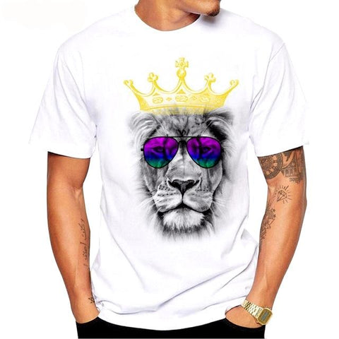 Lion King Men's T-shirt