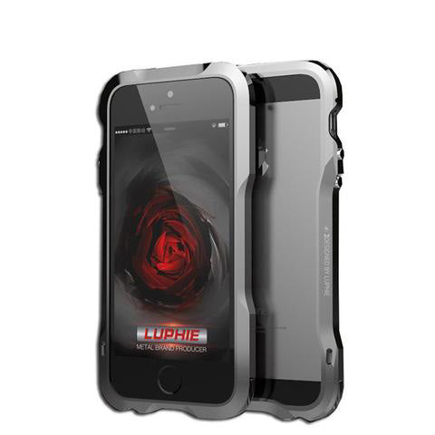 3D Metal Frame Shockproof  Phone Case - Phone case - Youngerfan