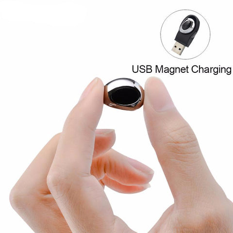 Mini Wireless Bluetooth Earphone - Bluetooth Earphone - Youngerfan