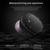 S9100 Sports Wireless Bluetooth Headset IPX5 Waterproof with Mic - Headphones & Earphones - Youngerfan