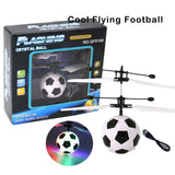 RC Flying Ball Drone with LED Light - Toys & Gift - Youngerfan