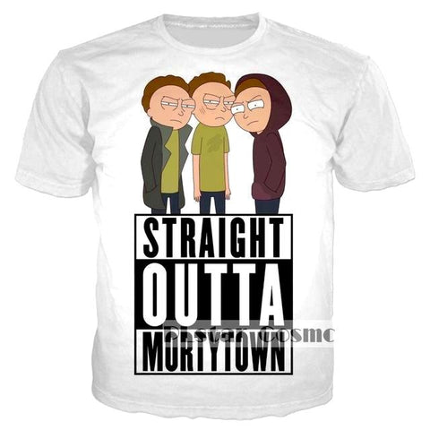 Fun Rick And Morty T-Shirt